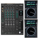 Denon DJ Prime Bundle 1850/SC6000M