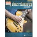 7. Hal Leonard Blues Standards Deluxe Guitar