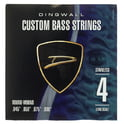 108. Dingwall 4-Str. Bass 045-100 Set RW SS