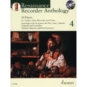 13. Schott Renaissance Recorder 4