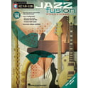 5. Hal Leonard Jazz Play-Along Jazz Fusion