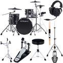 Roland VAD503 E-Drum Set Bundle