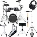 Roland VAD306 E-Drum Set Bundle