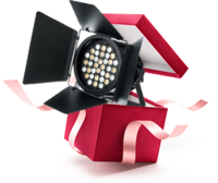 Gifts for lighting technicians