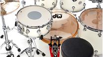 Drumset Aufbau