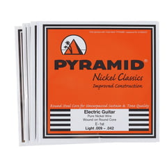 Pyramid Nickel Classics Light 009-042