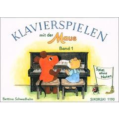 Sikorski Musikverlage Klavier spielen mit der Maus 1