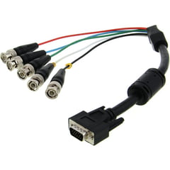 Sommer Cable Adapter HD-15pol-BNC male