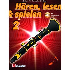 De Haske Hören Lesen Schule 2 (Cl) Boeh