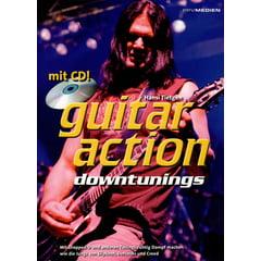 PPV Medien Guitar Action Downtunings