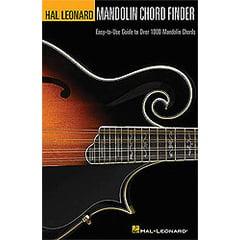 Hal Leonard Mandolin Chord Finder A4