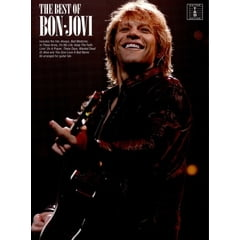 Wise Publications Bon Jovi Best Of