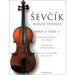 Bosworth Sevcik Violin Studies op.2 P 1