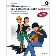 Schott Gitarre Spielen Hobby 1