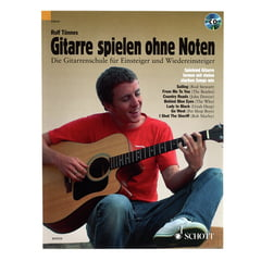 Schott Gitarre spielen ohne Noten
