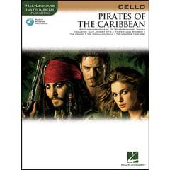 Hal Leonard Pirates Of The Caribbean Cello