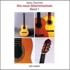 Ricordi H. Teuchert: Gitarrenschule CD