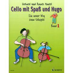Schott Cello Mit Spaß Und Hugo 1