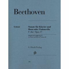 Henle Verlag Beethoven Sonate F-Dur