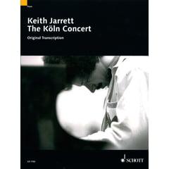 Schott Keith Jarrett The Köln Concert