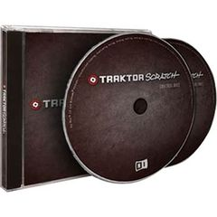 Native Instruments Traktor Scratch Control CD MKI