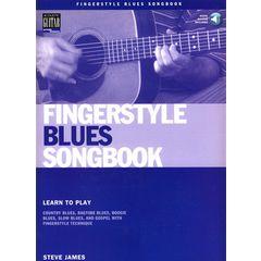 Hal Leonard Fingerstyle Blues Songbook
