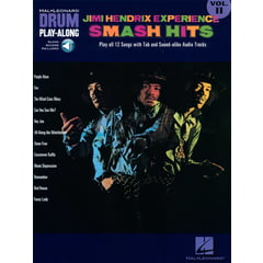 Hal Leonard Drum Play-Along Jimi Hendrix