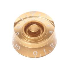 Harley Benton Parts SC-Style Speedknob Gold
