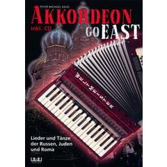 AMA Verlag Akkordeon Go East with CD