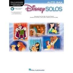 Hal Leonard Disney Solos A-Sax