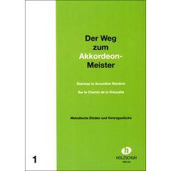 Holzschuh Verlag Akkordeonmeister Vol.1