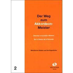 Holzschuh Verlag Akkordeonmeister Vol.2