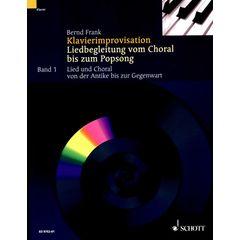 Schott Klavierimprovisation