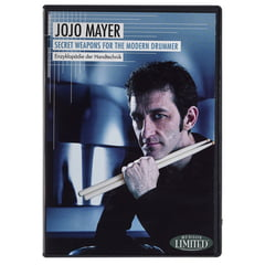 Hudson Music Jojo Mayer Secret Weapons 1 D