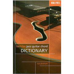 Hal Leonard Jazz guitar Chord Dictionary