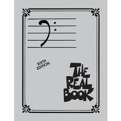 Hal Leonard Real Book Vol.1 Bass