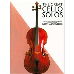 Chester Music The Great Cello Solos