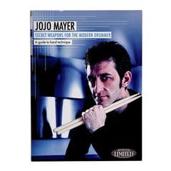 Hudson Music Jojo Mayer Secret Weapons 1 E