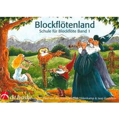 De Haske Blockflötenland 1