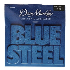 Dean Markley 2554 Blue Steel Electric CL