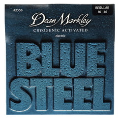 Dean Markley 2556 Blue Steel Electric REG