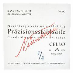 Weidler Cello String 1/4 A 639703