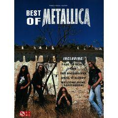 Cherry Lane Music Company Best Of Metallica PVG
