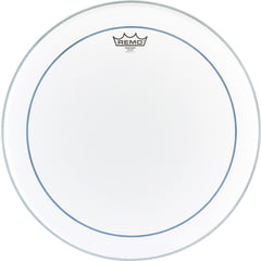 "Remo 12"" Pinstripe Coated"