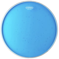 "Evans Hydraulic 22"" Drum Head Blue"