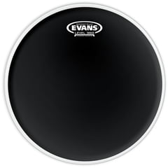 "Evans 12"" TomTom Resonant Head Black"