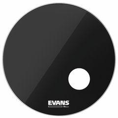 "Evans 20"" EQ3 Resonant Bass Drum BK"