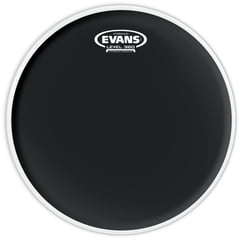 "Evans 12"" Hydraulic Black Tom"