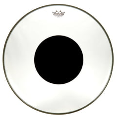 "Remo 22"" CS Clear Bass Drum"