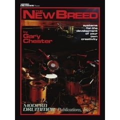 Modern Drummer Publications Gary Chester The New Breed